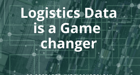 Success in logistics is based on intelligent data  ...